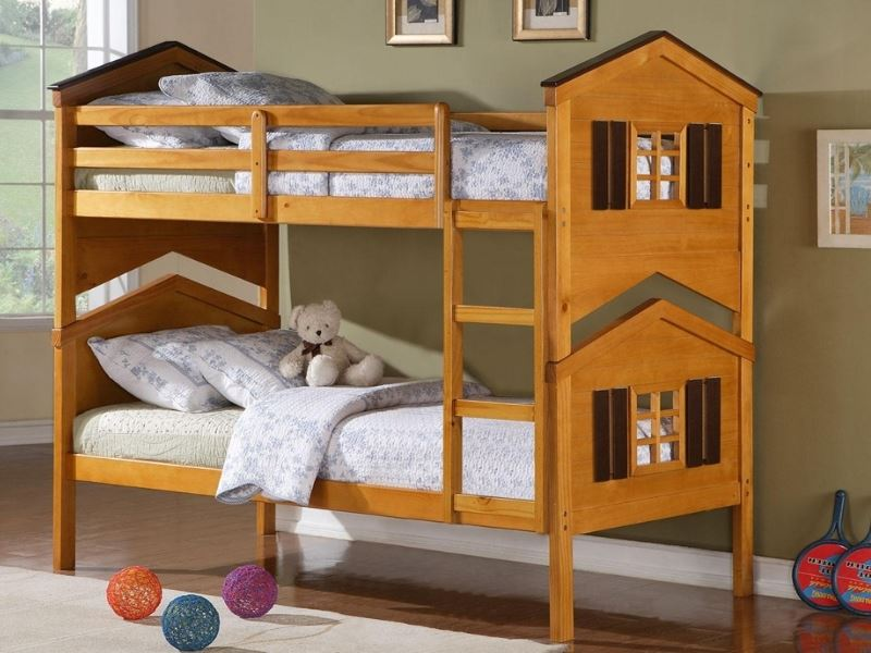 bunk-bed - kids beds - nursery