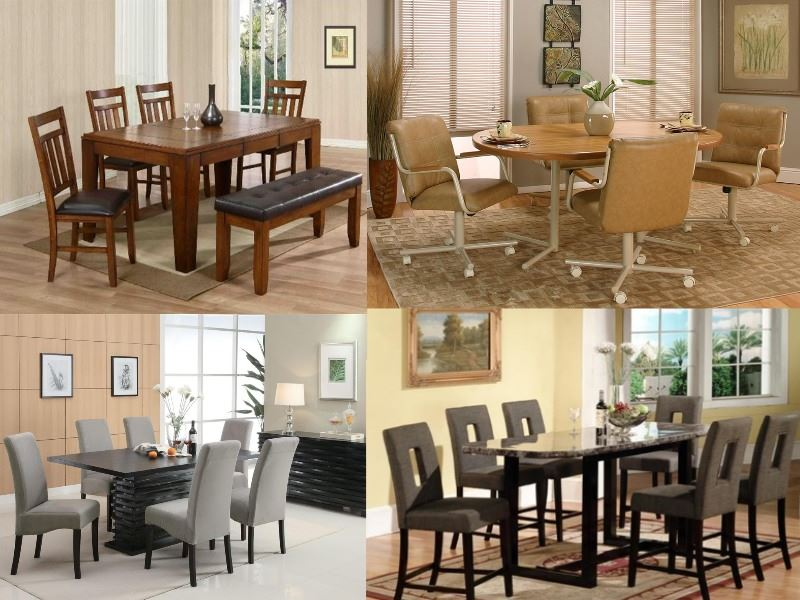 Dining Room Furniture - Tables - Chairs - Cabinets