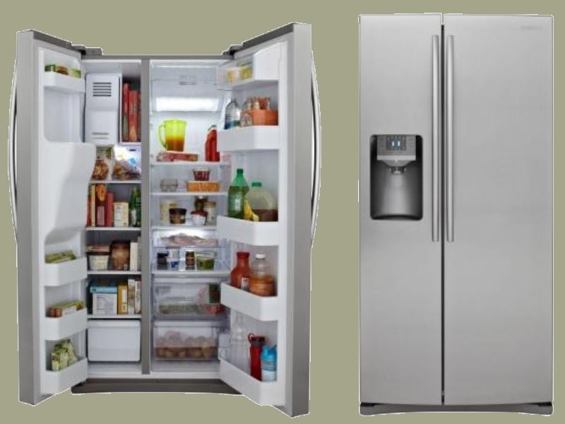 refrigerator - freezers - appliances - ranges