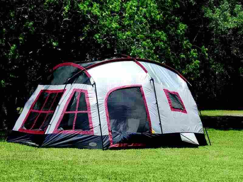 tent - camping gear